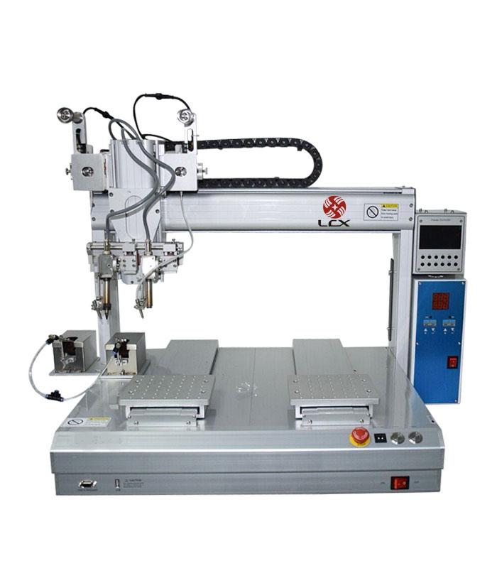 自动焊锡机 双轨焊锡机
